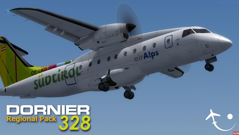 Dornier 328 Regional Pack