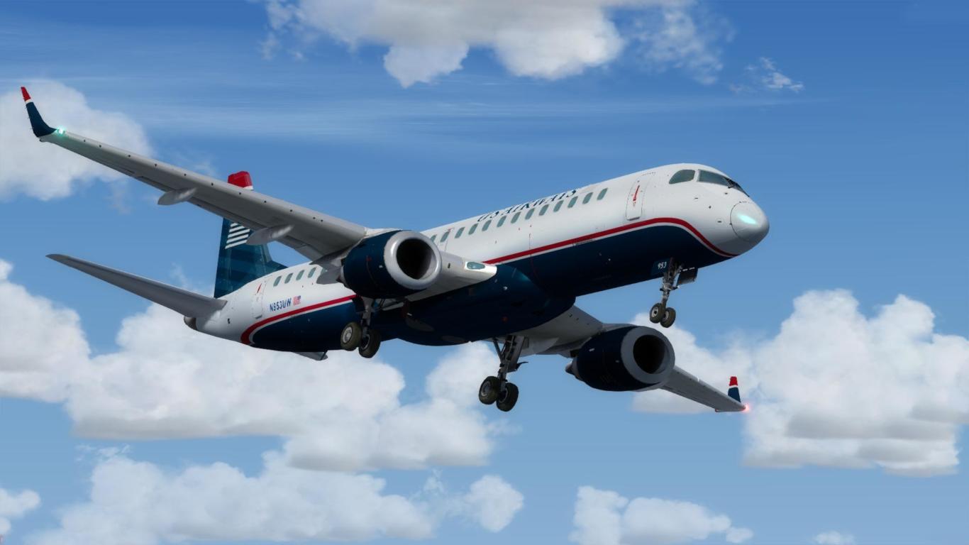 Embraer 190 Regional Pack