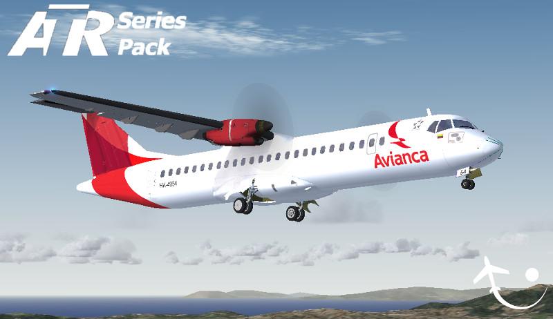 ATR Series for FS2004
